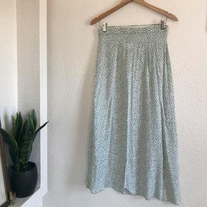 Vintage Studio Floral Skirt